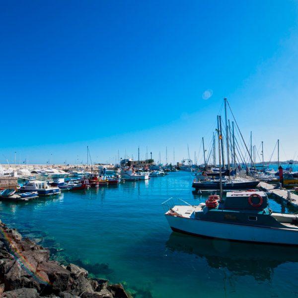 Hafen Corralejo
