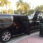 Limo in Miami