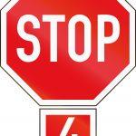 Stopp (4-way)