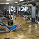 Fitness-Studio auf Siesta Key