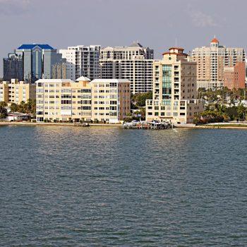 Sarasota vom Wasser