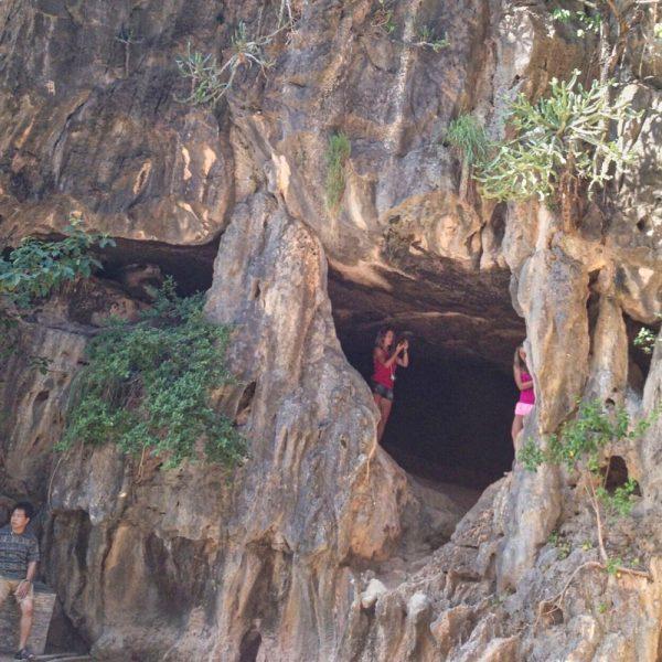 Höhlen Phang Nga Bay