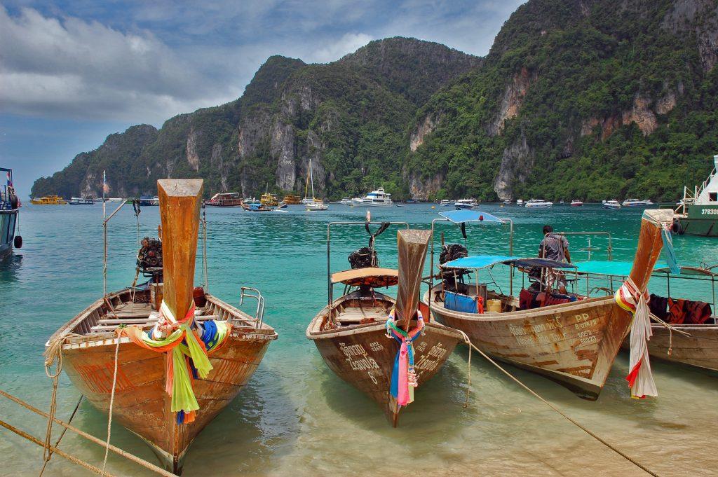 Strand auf Koh Phi Phi