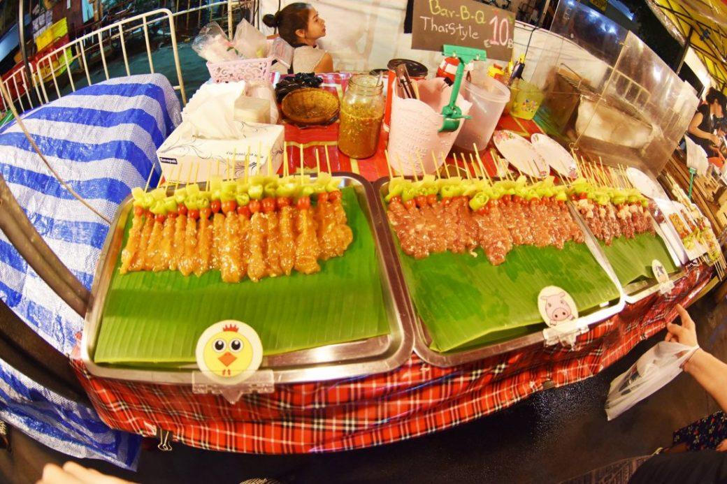 Nachtmärkte Bangkok @swayinbkk