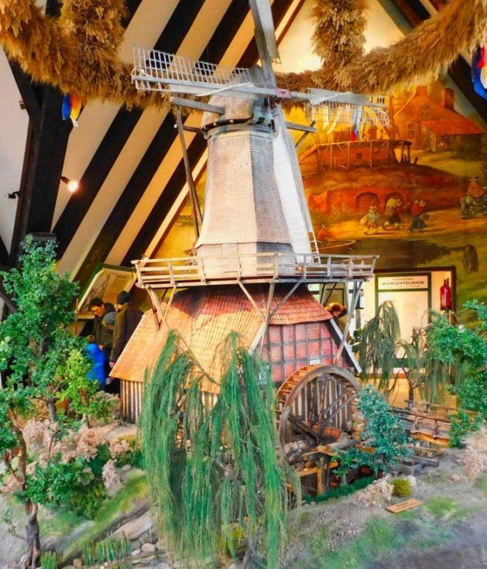 Ausstellungshalle Mühlenmuseum