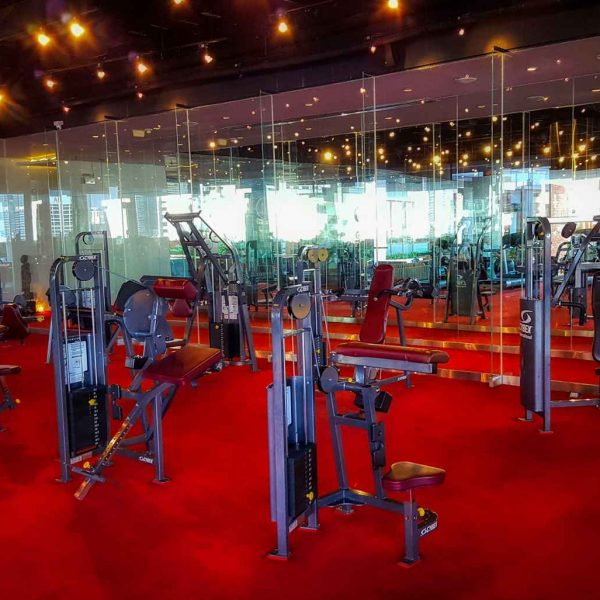 Fitnessstudio Lebua