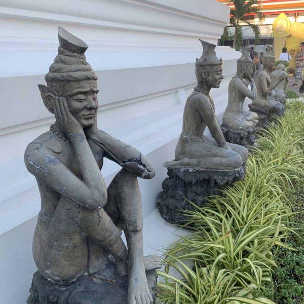 Yoga Statue Wat Pho