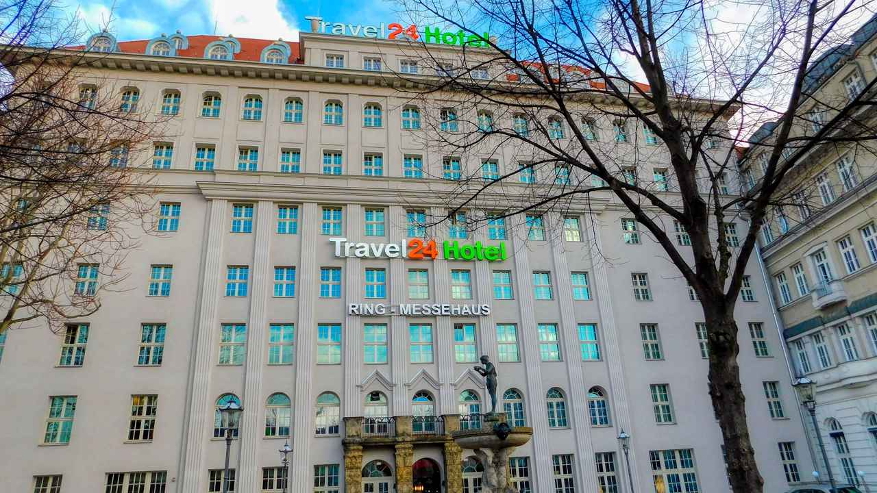 Travel24 Hotel Leipzig