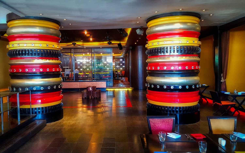 Cafe Mozu Lebua