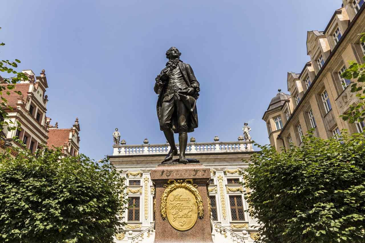Johann Wolfgang Goethe, Leipzig