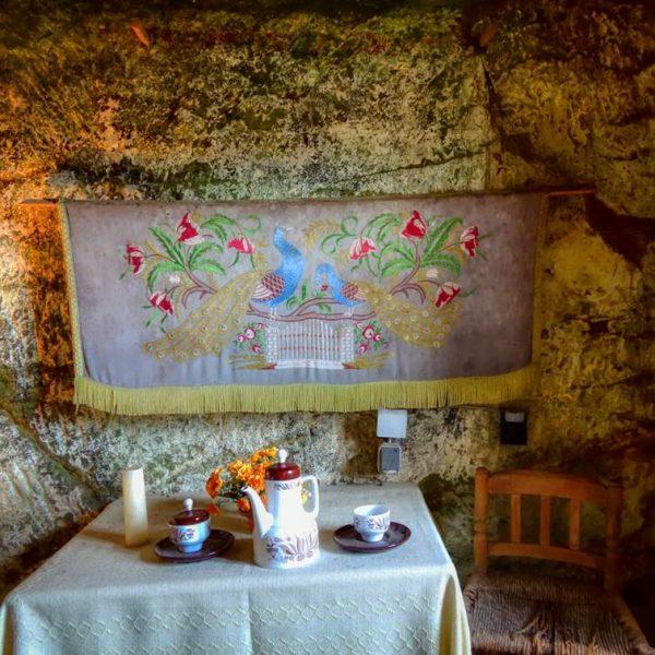 Höhlenwohnungen Langenstein