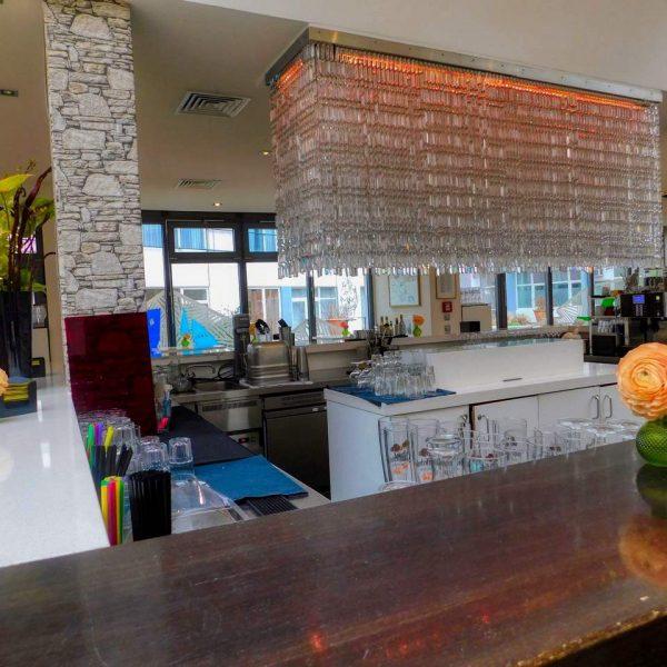 Bar in der Lobby
