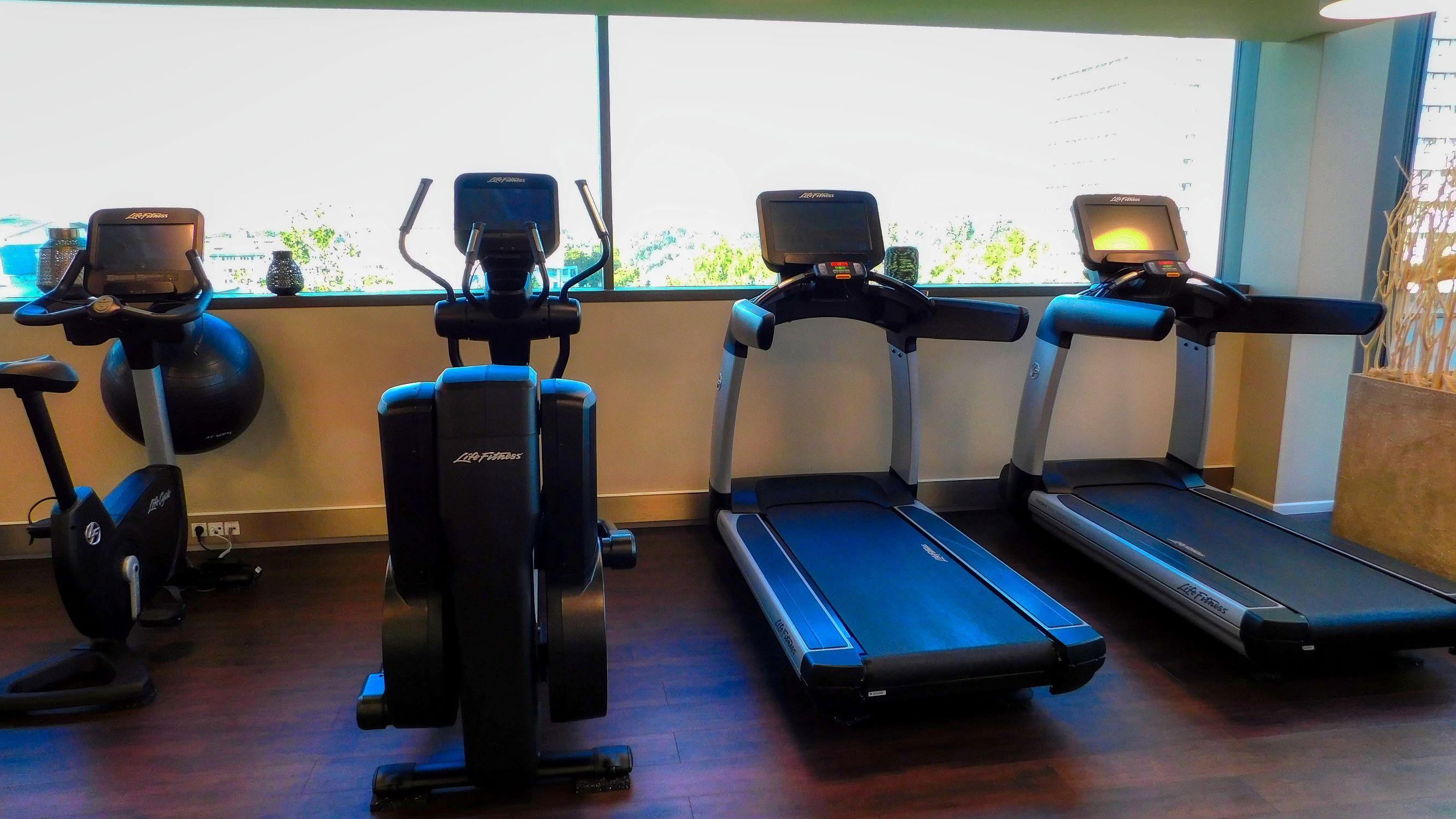 Hotel Chester Fitnessstudio