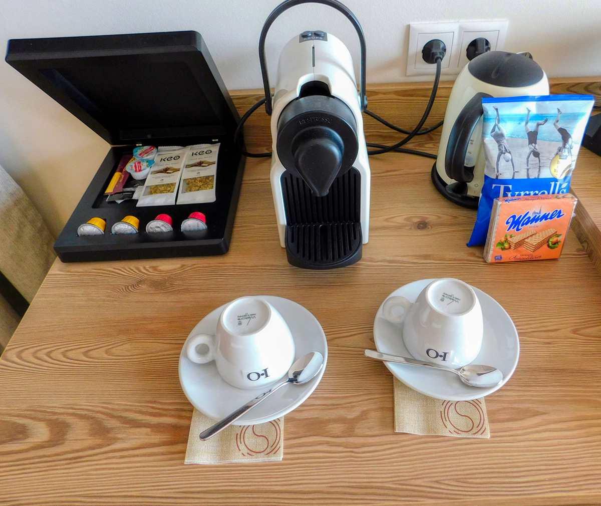 Käffchen und Tee