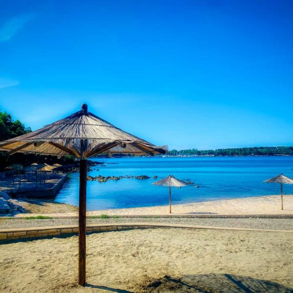 Funtana Beach