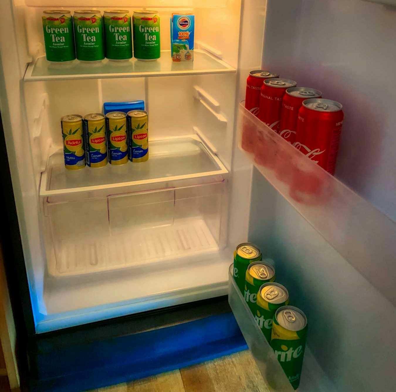 Kühlschrank Inhalt kostenfrei