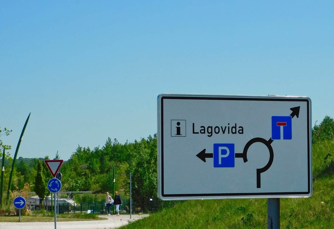Lagovida Einfahrt