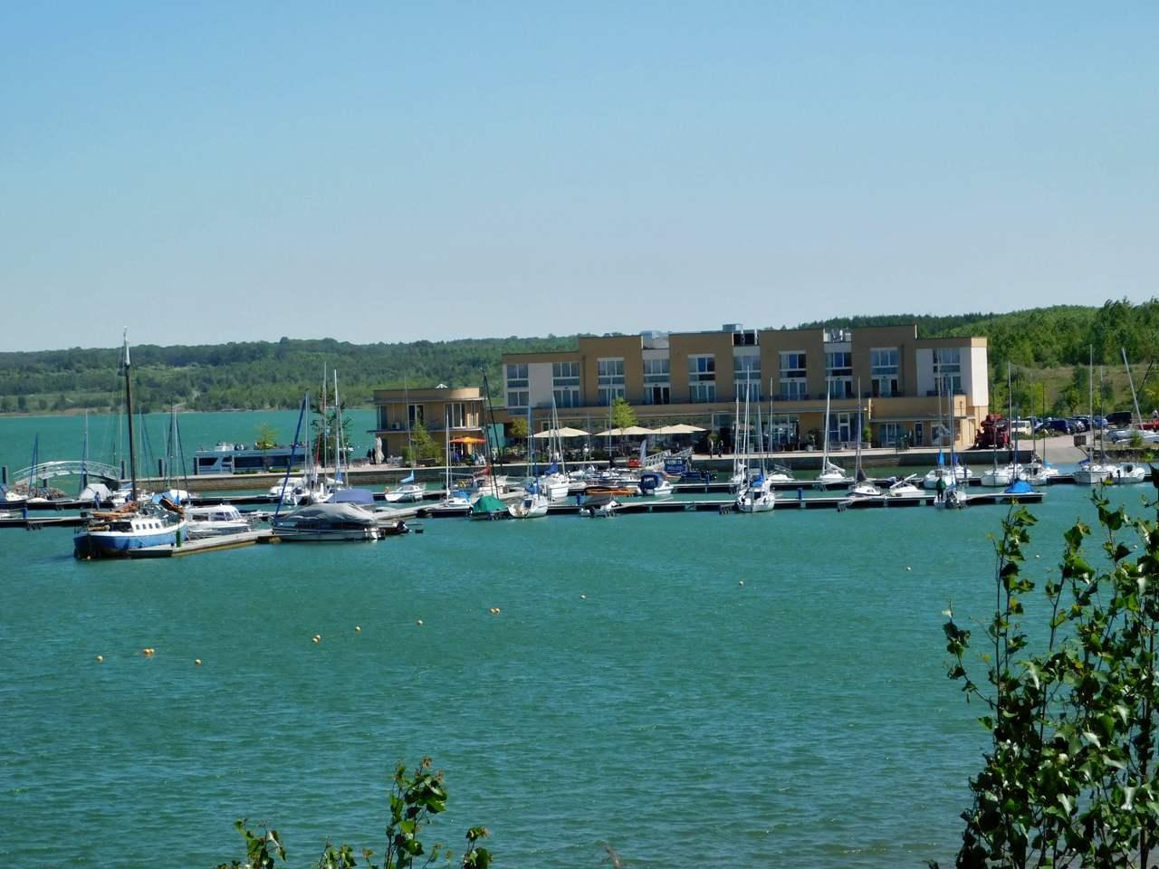 Lagovida Hafen