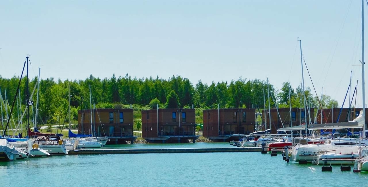Lagovida Hafenhäuser