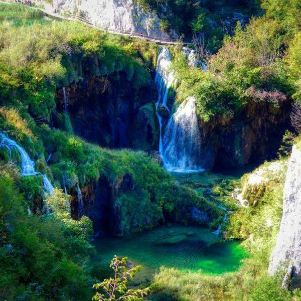 Höhle Schatz am Silbersee