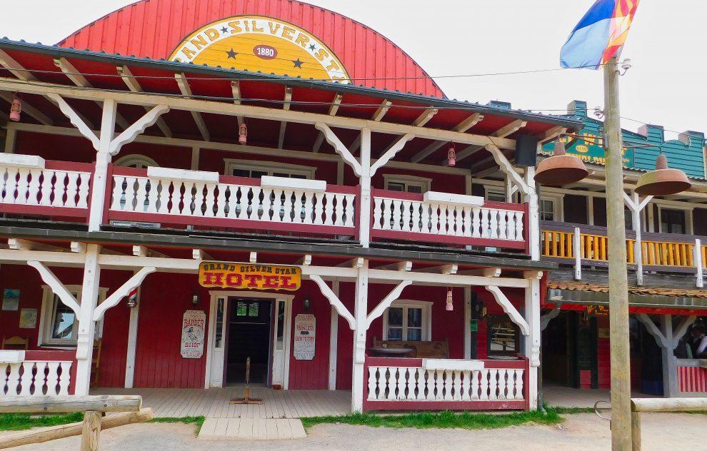 Pullman City Harz