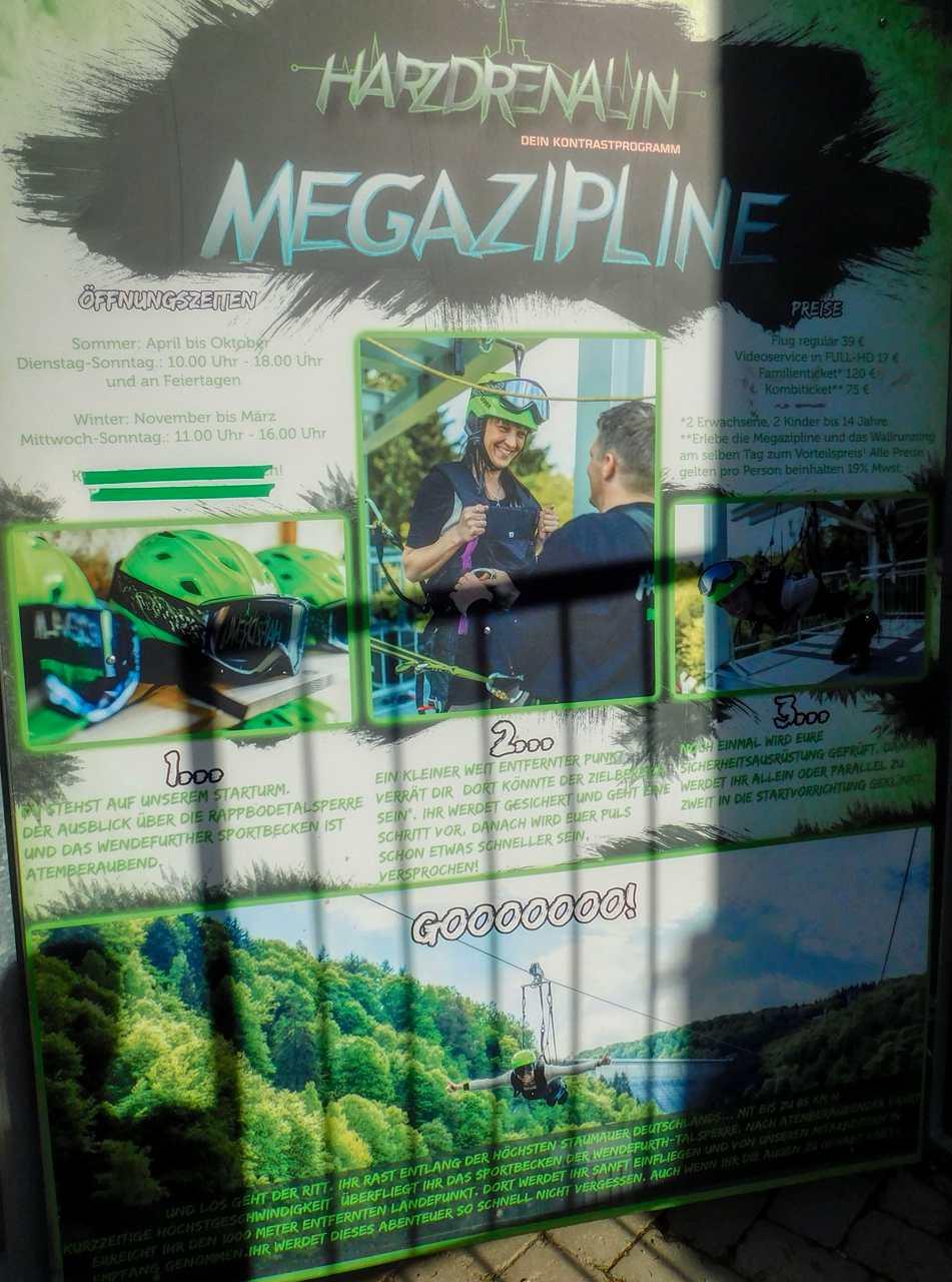 Megazipline