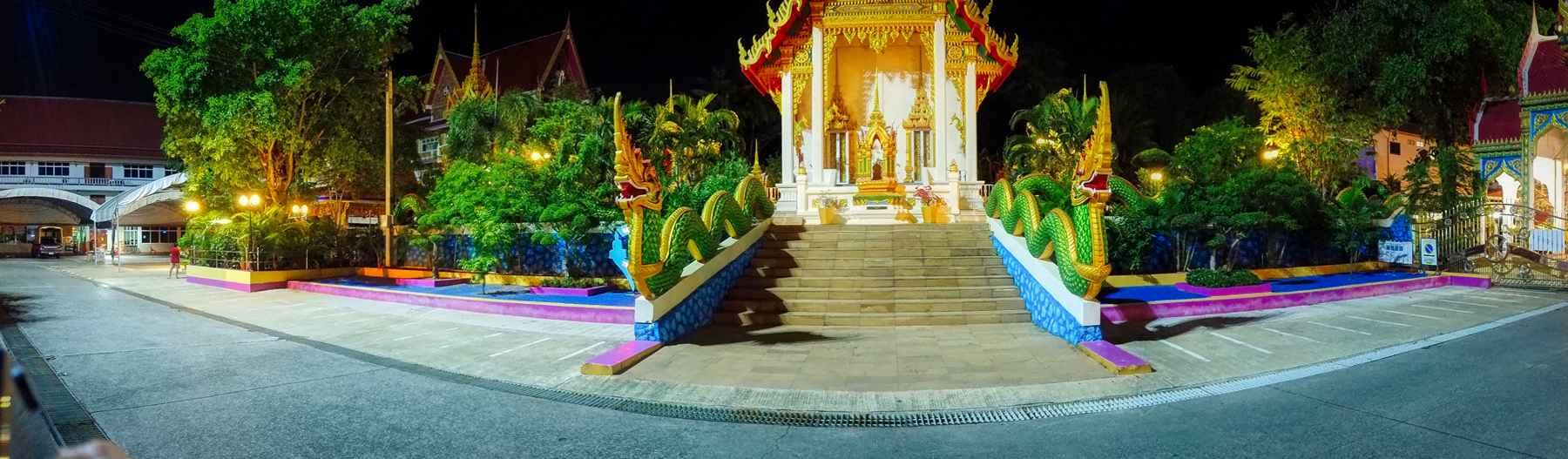 Wat Suwan Khiri Khet Tempel